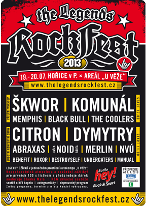 Plakt The Legends Rock Fest