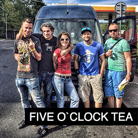Five O`Clock Tea