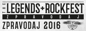 The Legends Rock Fest - Zpravodaj