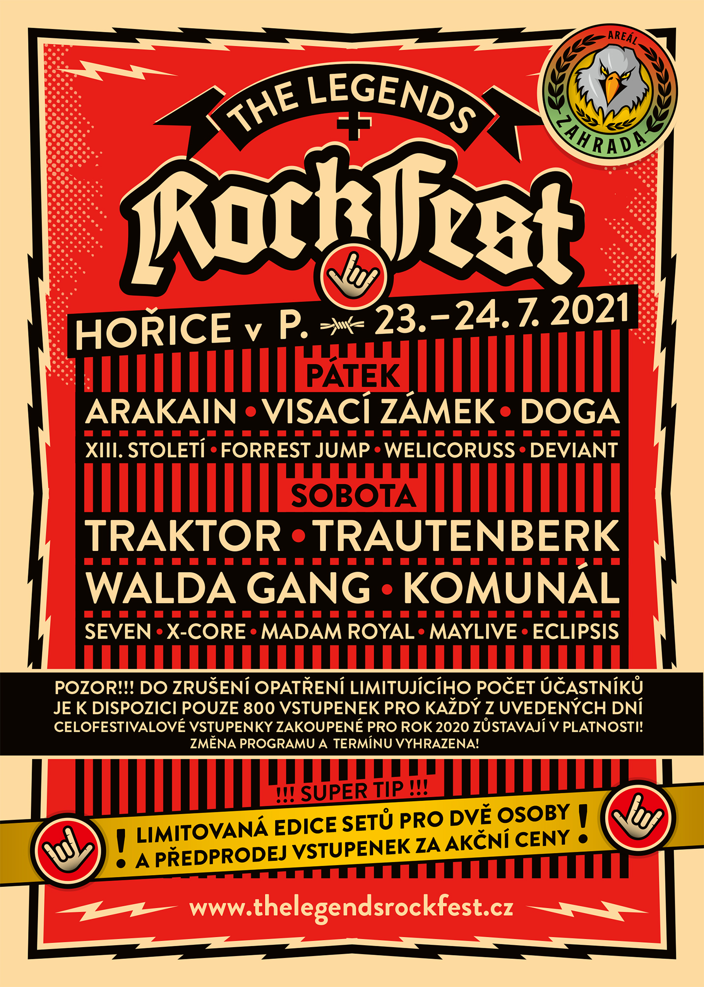 The Legends Rock Fest 2021